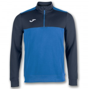 Bluza JOMA Winner 1/2 Royal-Navy