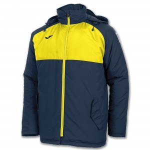 Kurtka JOMA Andes Navy/Yellow