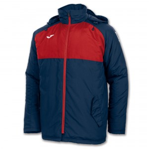 Kurtka JOMA Andes Navy/Red